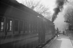 蒸気機関車 明治村