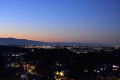 撮りたかった夜景