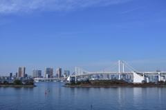 白亜の鉄橋