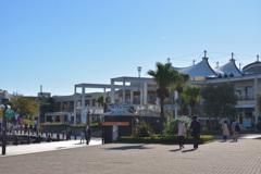 人工島の午後