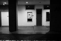 更けゆく欧羅巴の街角