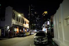 weekend street