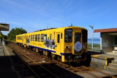 幸せの黄色い列車