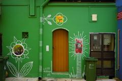 artistic wall #6390