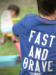 FAST and BRAVE!!