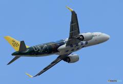 「青い日」☮ロイヤルブルネイ航空 A320-251N V8-RBD☮