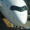 「そらー」 A350の顔  Luft スタアラ
