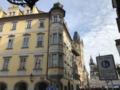 チェコ(316)プラハの街角