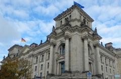 ベルリン(510)ベルリン議事堂・メルケルさんいるかな?