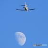 ☀「あおぞら」プライベート機で月旅行です!
