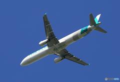「晴れ」 AIR SEOUL A321-231 HL8281