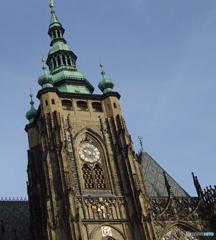 プラハ(352)聖ヴィート大聖堂