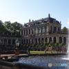 ドイツ(412)ドレスデンの噴水「2」