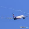 「青い空」が一番 Aeroflot A330-343 ベイパーですね ‼