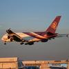 ☀「青い空」が一番  THAI A380-841  Landing