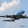 「風景」  遊覧飛行に飛び立つ・ Flying Honu