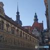 プラハ(355)フレスコ画を観る