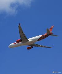 「令和」 Lion Air A330-343 HS-LAJ 記念