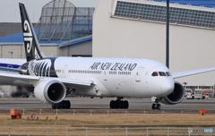 ☀「青い空」が一番 NZ' 787-9 ZK-NZI