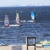 「令和」ウインドサーフィン・とても良い風