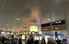 ミュンヘン空港(370)G1〜28 ゲート風景