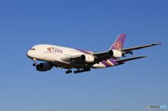 「令和」 Thai A380-841 HS-TUD 記念