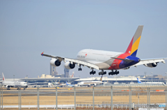 「令和」 Asiana A380-841 HL7625 記念