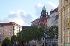 ドイツ(503)ドレスデンのど真ん中を歩く?