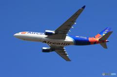 「令和」 Air Calin A330-202 F-OJSE 記念