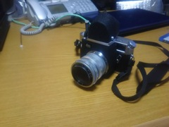 エルマー65mm  F3.5