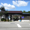 旧能登三井駅駅舎