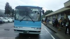 只見線代行バス