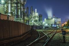 川崎工業地帯