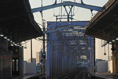 この橋を渡れば東京都