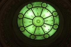 表慶館の天井