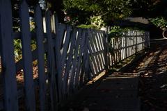 旧古河庭園~垣根