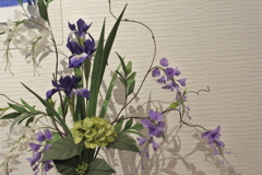 折り紙の花2