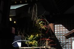 東京大神宮 お正月に向けて