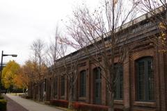 北区中央図書館~残された歴史の1ページ