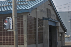 山部の倉庫