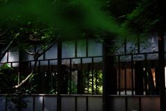 七社神社 渡り廊下2