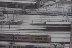 松本~糸魚川~長野 松本駅