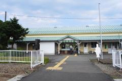 鹿角花輪駅