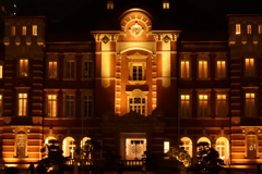 THE TOKYO STATION HOTEL 光に浮かぶ