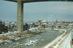 松本~糸魚川~長野 えちごとトキめき鉄道車窓・日本海