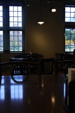 北区中央図書館~カフェ