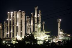 鹿島工場夜景