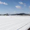 残雪風景8