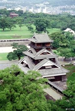 熊本城宇土櫓2003