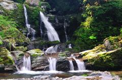 三ツ木の滝